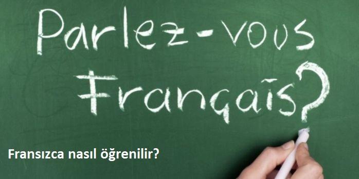 fransızca nasıl öğrenilir