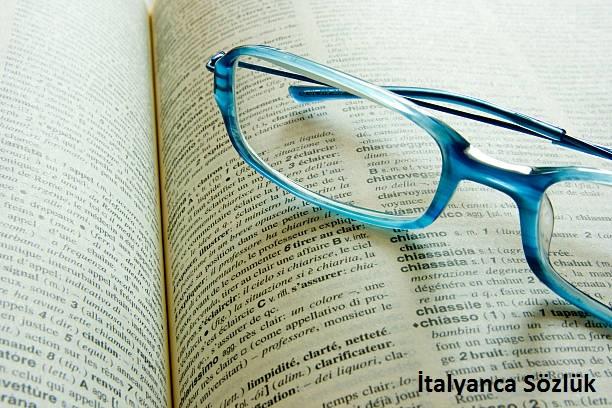 italyanca sözlük