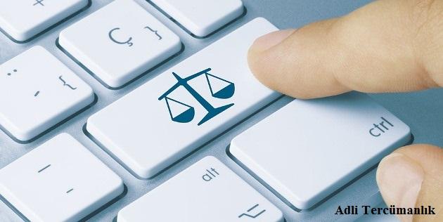 adli tercümanlık
