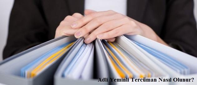 adli yeminli tercüman nasıl olunur